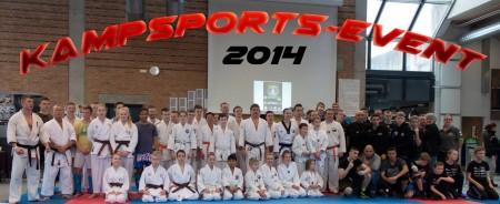Kampsports-Event 2014