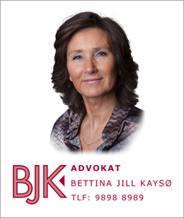 Advokat Bettina Jill Kaysø